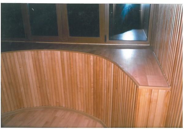 """Балконы под """"ключ""""(вынос балкона по подоконнику)"""