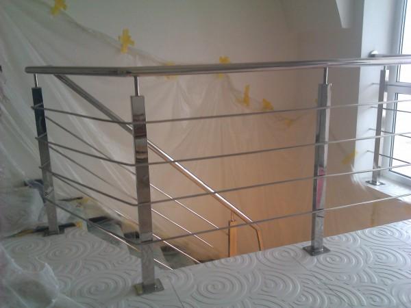 Балконные ограждения и металлоконструкции
