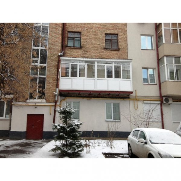 Фото  1 Балконный блок белый 1444796