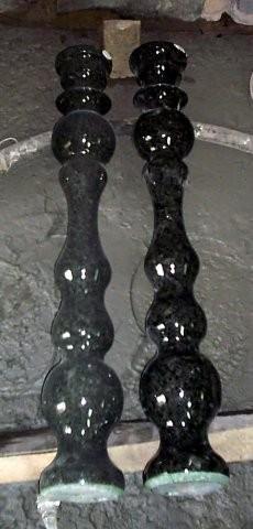 Балясины гранитные Алушта от производителя