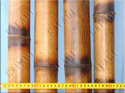 Бамбуковый ствол Обожженный: длина 3м;диаметр 7-8см;