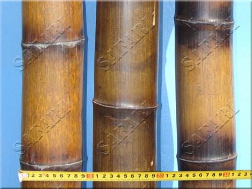 Бамбуковый ствол Обожженный: длина 3м;диаметр 9-10см;