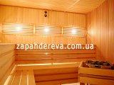 Фото  6 Вагонка вільха вищий сорт. Екологічно чиста деревина ідеально підійде для Вашої лазні і прослужить Вам довгі роки. 247798