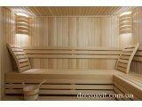 Фото  1 Лежак (брус, полиці) для лазні, сауни - липа, вільха. Якісна обробка деревини - сухий, шліфований, міцний. 1877921