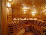 Фото  1 Вагонка вільха широко використовується при будівництві та обробці стін та стель лазні, ванної кімнати, кухні. 1866575