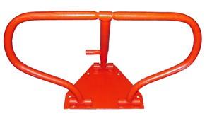 Барьер парковочный БП-2 1. Высота барьера-500 мм,