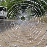 Барьер спиральный СББ Егоза-Кайман 1250/7