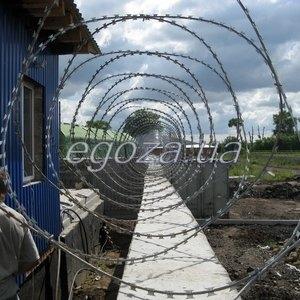 Барьер спиральный СББ Егоза-Стандарт 700/5