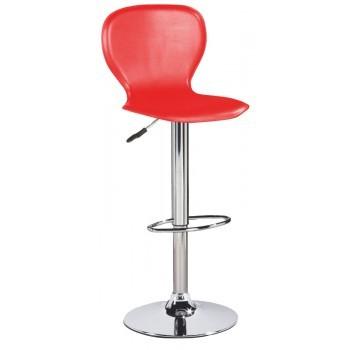 Барные стулья HY 308-2 белый, бежевый, красный, темно-коричневый, черный Киев