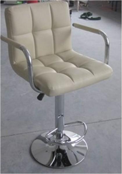 Барные стулья HY 356-3A черный, бежевый, белый, красный купить Киев, фото, барный стул для стоек дома HY 356-3A