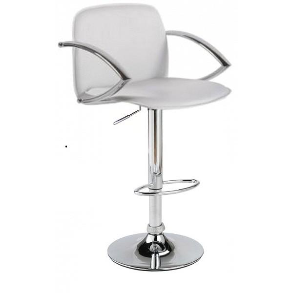 Барные стулья Люкс черный, белый, бежевый киев, фото, отзывы, цена, Стулья для барной стойки Люкс