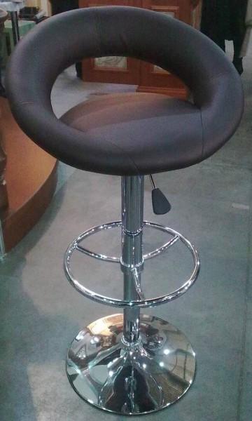 Барный стул HY 300 бежевый, черный, коричневый, красный, оранжевый, белый, желтый