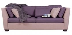 Барселона диван раскладной ткань Бонус лилак11 беж03 Код A98168