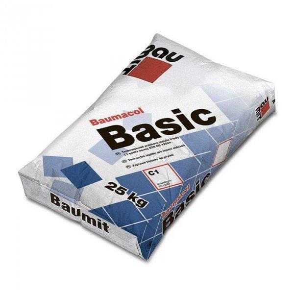 Фото  1 Baumit Basic клеящая смесь для плитки 1811851