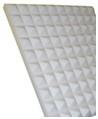 Basotect® высокий коэффициент звукопоглощения, использование в области потолка, стен, перегородок.