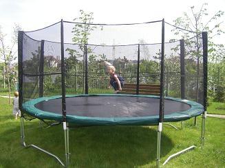 Батуты гимнастические 304 см и 426 см
