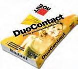 Баумит Baumit DuoContact Клеевая шпаклевка для систем теплоизоляции Baumit
