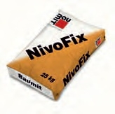Баумит Baumit NivoFix (WDVS Kleber) Клеевая смесь для пенополистирола