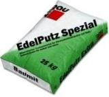 BAUMIT Эдель Путц, минеральная штукатурка фасадная 2К Барашек