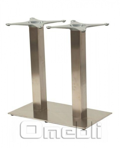 База для стола Афина New (Double SB-SR58S) Nerzg нерж A7362