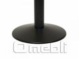 База для стола Аркада New (ТВ112-17) Black черн A7364