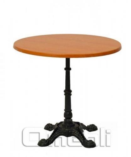 База для стола Аттика (ТТ113) Black черн A7369