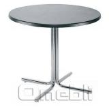 База для стола Фелича (55,5х55,5х70Н) Chrome хром A7381