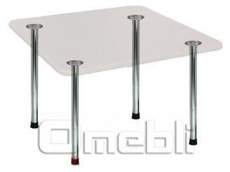 База для стола Кая Плюс Chrome хром A7378