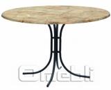 База для стола Соня (75х58х80Н) Black черн A7384