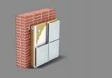 Базальтовая плита для тепло, -звукоизоляции фасадов зданий и сооружений.