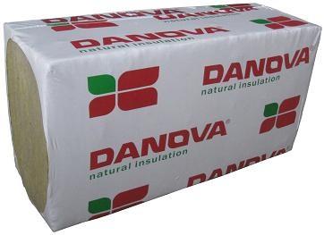 Базальтовая вата Danova DAN Fly Lux толщ 50мм.