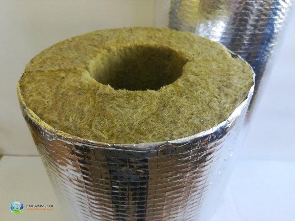 Фото  1 Базальтовые цилиндры для теплоизоляции труб MIXWOOL, Paroc, Технониколь, в ассортименте 274011