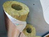 Фото  8 Цилиндр из базальтовой ваты фольгированный. Диаметр 28мм, толщина 30мм 250756