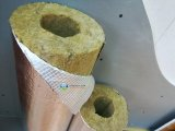 Фото  6 Цилиндры минераловатные теплоизоляционные фольгированные ф26мм, толщина 40мм 249583
