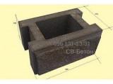Камень для столба или шлакоблок с размерами 390х290х190, Одесса