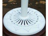 Фото  2 Опора для стола Сполето. Основание для стола. Подстолье из чугуна. Основа для стола. База для стола. 92873