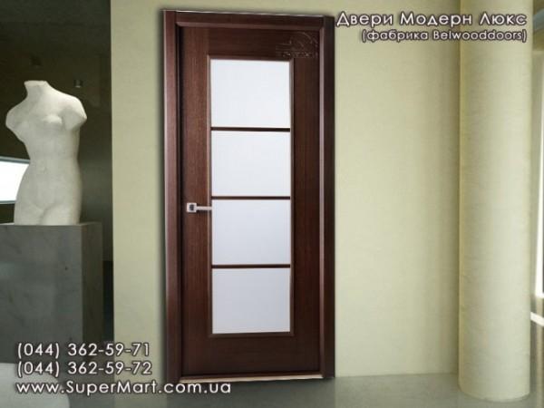 Белорусские двери Модерн Люкс