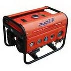Бензиновая миниэлектростанция RUCELF генератор PE-8500-E
