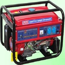 бензиновые генераторы напряжения от 0.8 до 5 кВА