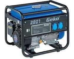 Бензиновый генератор (2,5 кВт) Уровень шума: 68 дБ Бак: 13л Масса: 48 кг