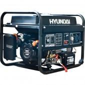 Бензиновый генератор для дачи, HYUNDAI HHY3000FE, 3 кВт, электростарт, бесплатная доставка, заправка, Южная Корея