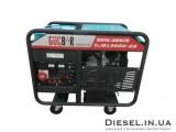 Бензиновый генератор Gucbir GJB 13000-E3