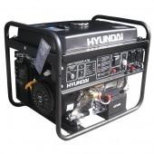 Бензиновый генератор HYUNDAI (Хундай) HHY7000FE ATS с атоматическим пуском, миниэлектростанция для дома, 5,5 кВт