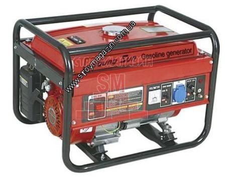 Бензиновый генератор Протон БГ-5000