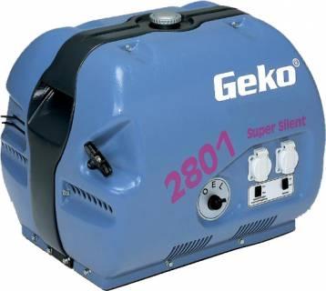 Бензиновый генератор (тихий) 2,5 кВт Уровень шума: 62 дБ Бак: 8л Вес: 55 кг