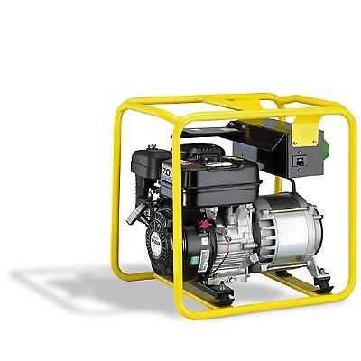 Бензиновый генератор высокочастотный GH 3500, 42 В