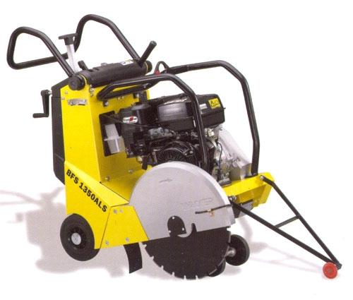 Бензиновый нарезчик швов (глубина резки до 185 мм) BFS 1350 AL