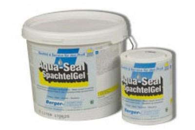 Berger Aqua-Seal Spachten Gel 5л шпаклевочный гель с прекрасными свойствами заполнения и обработки.