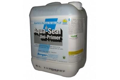 Berger Aqua-Seal Uni Primer 5л является водо-растворимый грунтовочный лаком для покрытия паркета и деревянных полов.