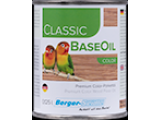 Фото  1 Berger Classic Base 0,125л Oil Color кольорова олія для дерева 2364034